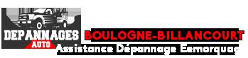 Dépannage Auto Boulogne Billancourt Logo